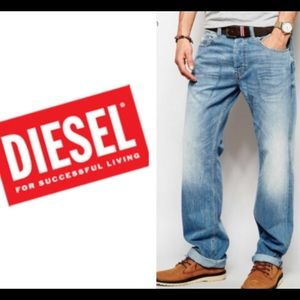 👖DIESEL RELAXED FIT JEANS 👖